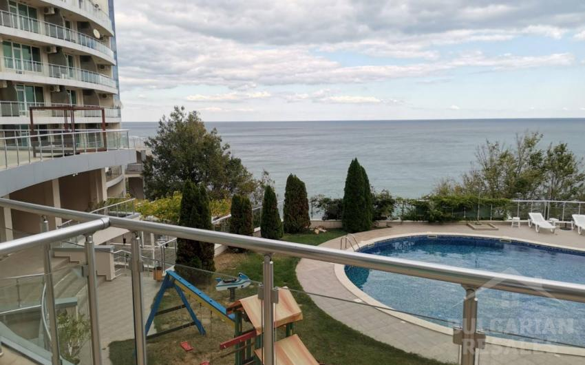 Buy apartment with sea view in Byala ID 1553, Byala. Photo  1