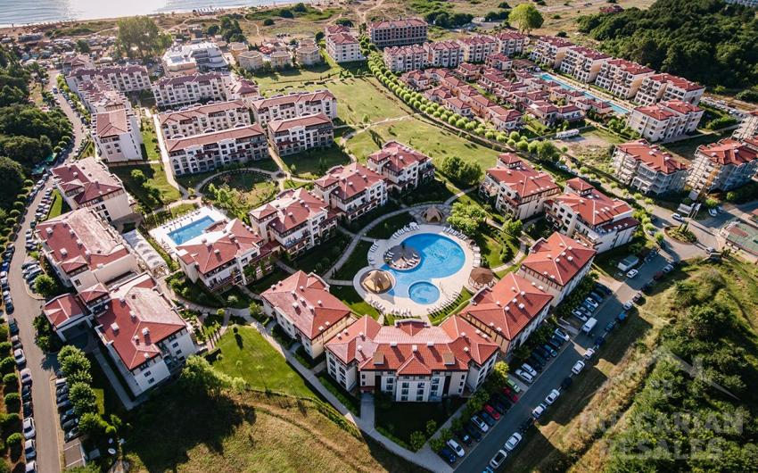 Парадайз Гарден в Грин Лайф Бич Резорт  / Paradise Gardens in Green Life Beach Resort ID 858, Созопол. Снимка  1