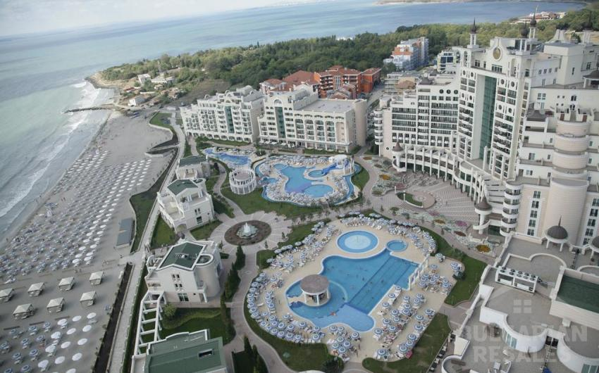Sunset Resort ID 317, Pomorie. Photo  1